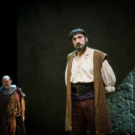 Carmelo Gómez Teatro El alcalde de Zalamea